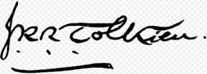 TolkienSignature