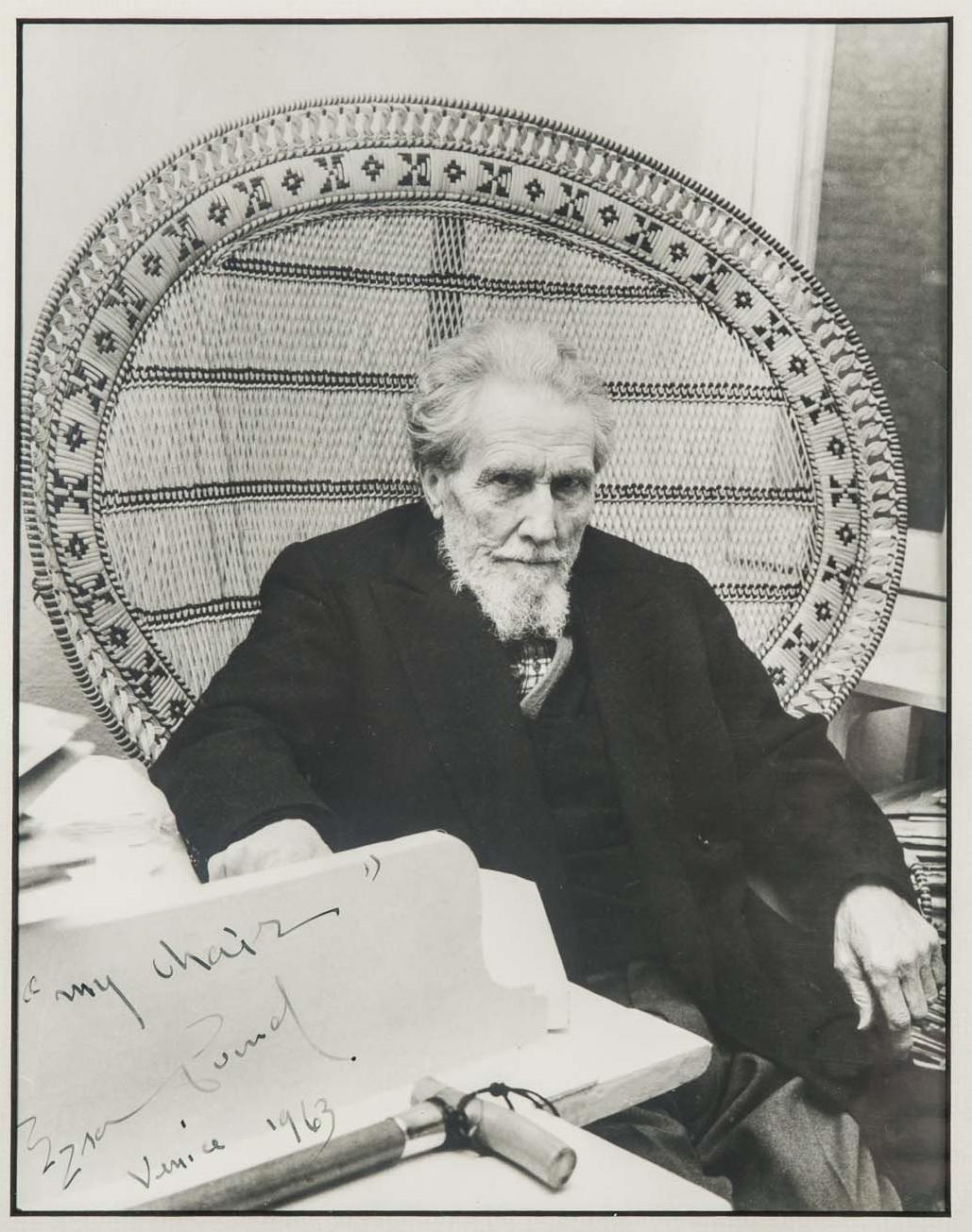 ezra pound literary essays 1954