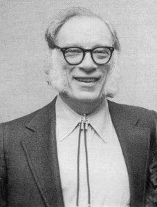 Dr. Isaac Asimov
