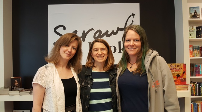 Traits Writers Have in Common – What I Learned from an Author Panel