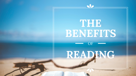 Bookworms Rejoice: the Benefits of Reading