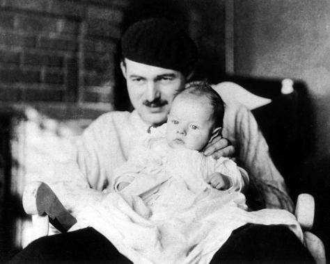 Hemingway and Bumby
